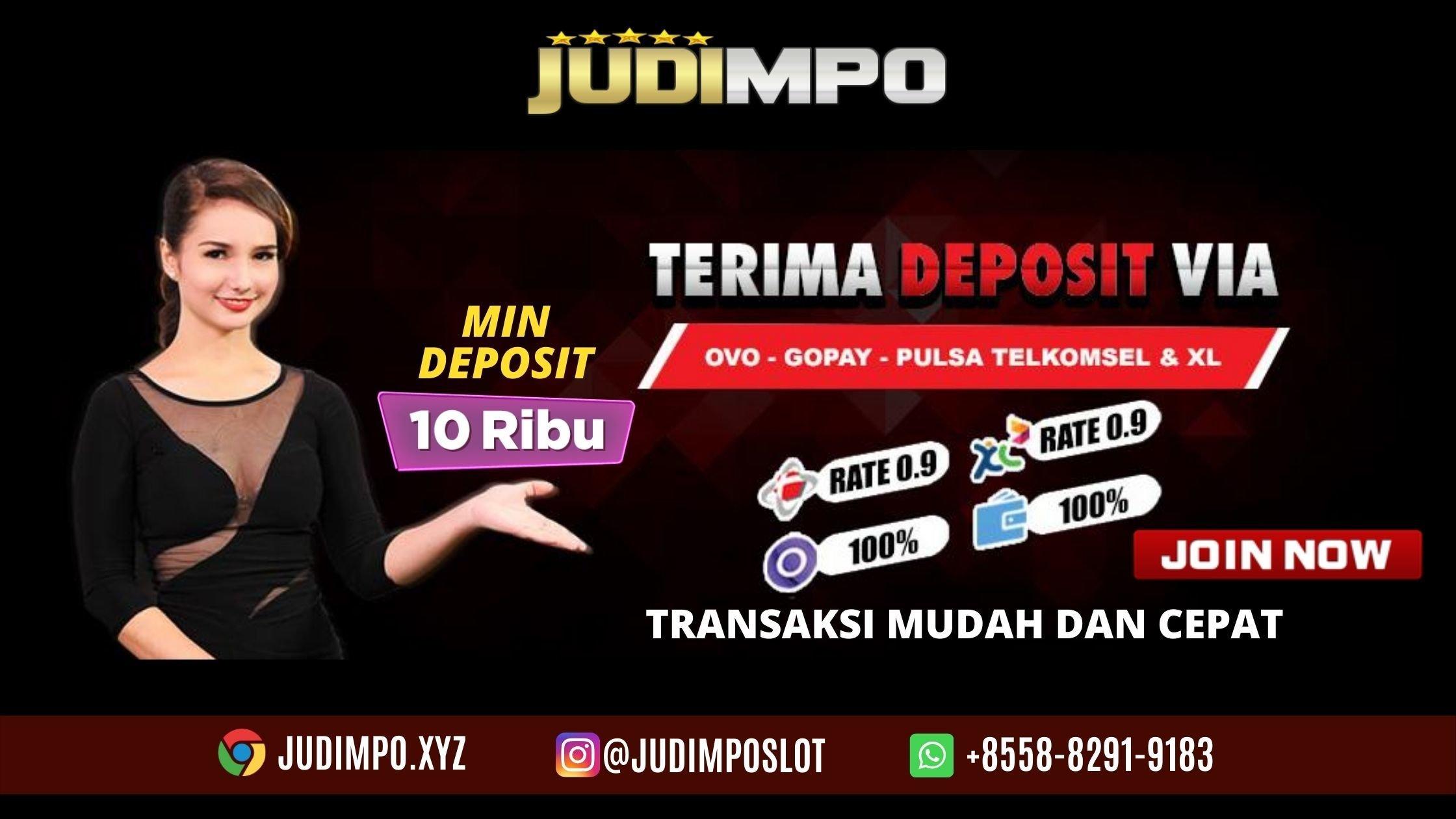 Situs Slot Deposit Ovo 10rb