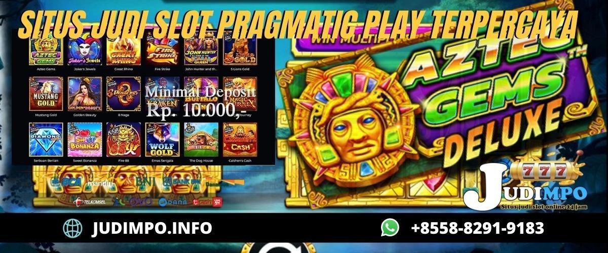 Daftar Agen Slot Aztec Gems Bet Kecil Judimpo